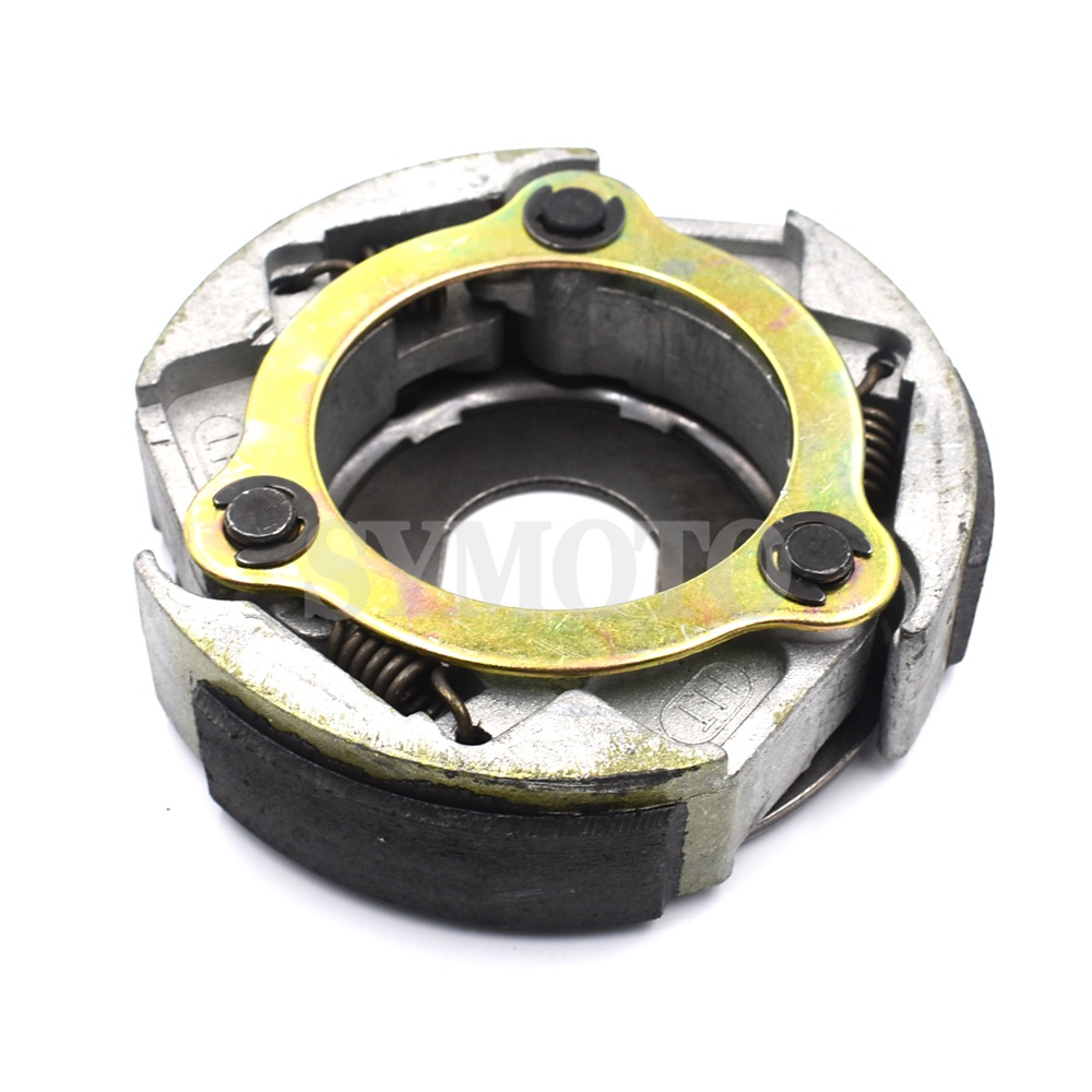 Motorcycle Engine Parts Centrifugal Block Clutch Carrier Assy Driven Wheel Pulley For YAMAHA Majesty YP250 Linhai