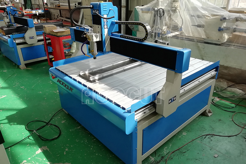 Simple to use high quality 3d aluminium profile cnc router machine for 3d engraving and milling 4