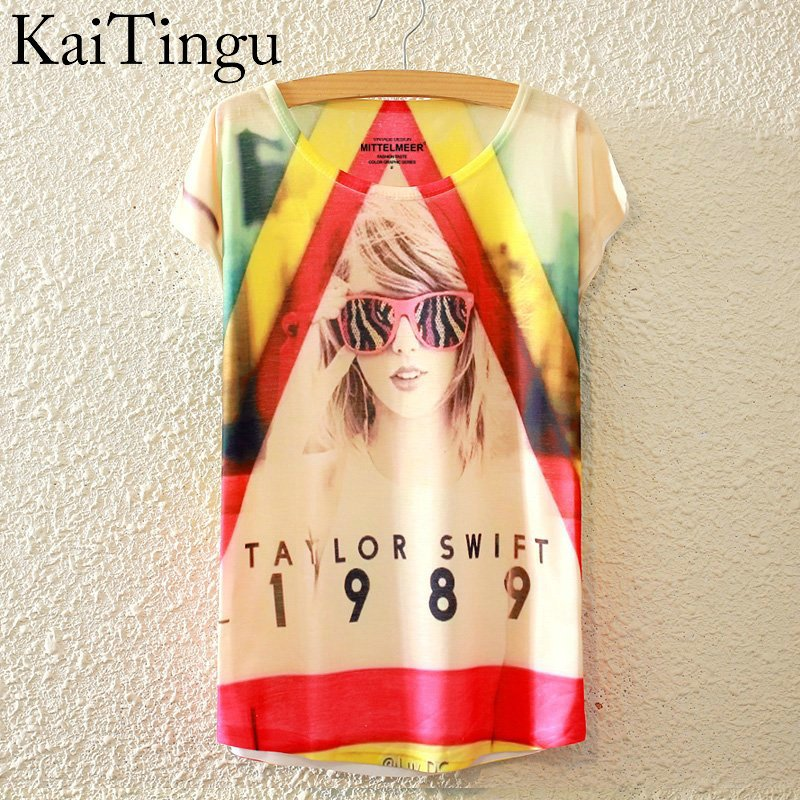 HTB1qN0MLpXXXXcvXFXXq6xXFXXX8 - New Fashion Summer Animal Cat Print Shirt O-Neck Short Sleeve T Shirt