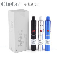 Ciggo Herbstick ECO S Vaporizer Pen Kit 2200mah Battery Built in Electronic Cigarette Kit Dry Herbal Fresh and cold air flow