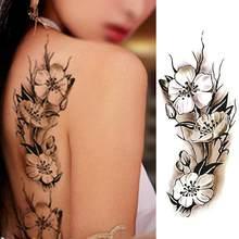 Tatuaje Temporal Plum Blossom Compra Lotes Baratos De Tatuaje