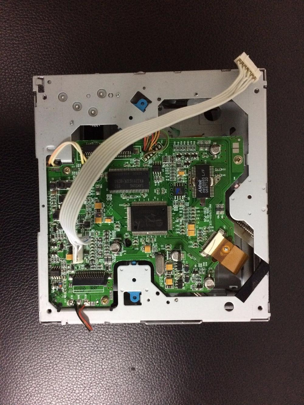 Original New HOP-1200W-B HOP1200W-B DVD Laser Lens With Mechanism For Buick Car Dvd Navigation System