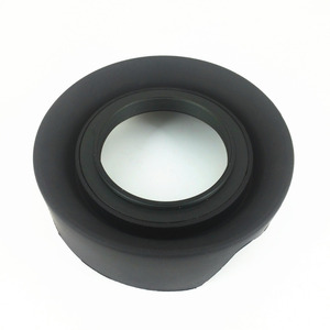 Image 5 - 52 67 77 mm Petal 3 Stage 3 in1 Collapsible Rubber Silicon Foldable Lens Hood for Canon Nikon Sony Yongnuo 52mm 77mm 67mm