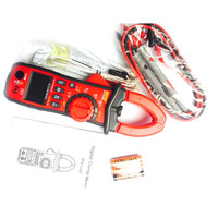 NEW UYIGAO UA2008A/UA2008B/UA2008D Handheld Digital LCD Clamp Meter Multimeter DC/AC Voltage AC Current Resistance Temperature