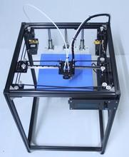 2017 Большие размеры corexy 3D комплект принтера ifancybox машина Принтер 3D пандусы черный corexy полный комплект 3D принтер двойной экструдер