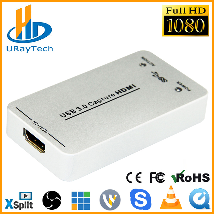 US $81 6 32% OFF|1080P 60fps UVC Free Driver HDMI Video Capture Card /  Grabber USB Support USB3 0 / USB2 0 Capture HDMI For Linux, Windows, OS  X-in