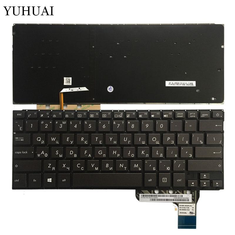 Russian RU Laptop Keyboard For ASUS Zenbook U303 U303LB U303LN U303UA U303UB UX303L UX303 U303L UX303LN