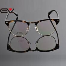 766f5f437f0 EV TR90 marco para las mujeres hombres diseño de lujo Metal aleación  tortuga leopardo color marco armacoes oculos grau 0883
