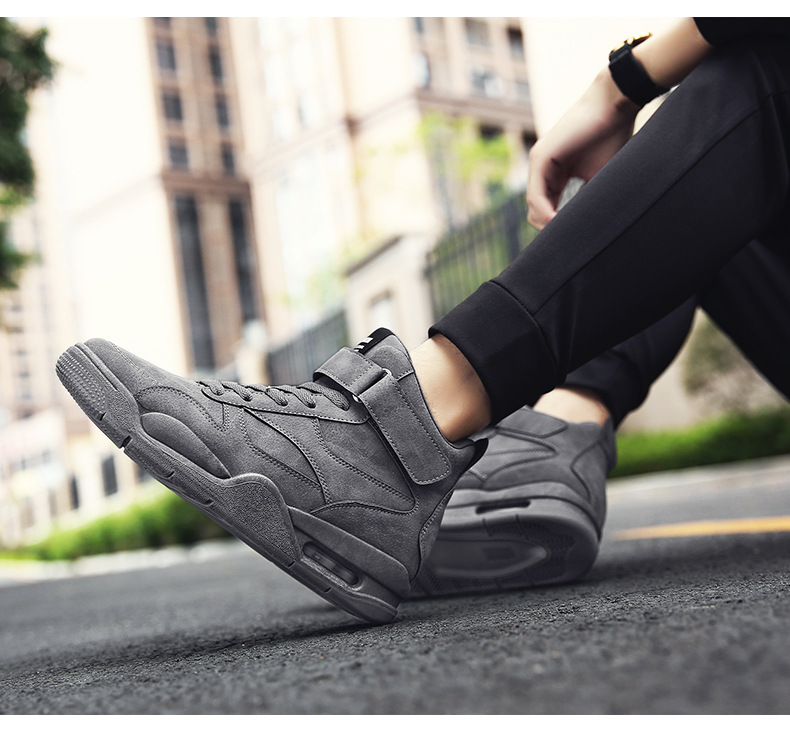 Men Shoes 2018 New Mens Running Shoes  High Top Sneakers Sport Male Athletic Outdoor Jogging Shoes Zapatillas Hombre Deportiva (8)