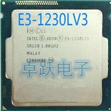 INTEL Ксеон E3-1230LV3 1,80 ГГц Quad-Core 8 Мб E3-1230L V3 DDR3 DDR3L 1600 E3 1230L V3 FCLGA1150 TPD 25 W