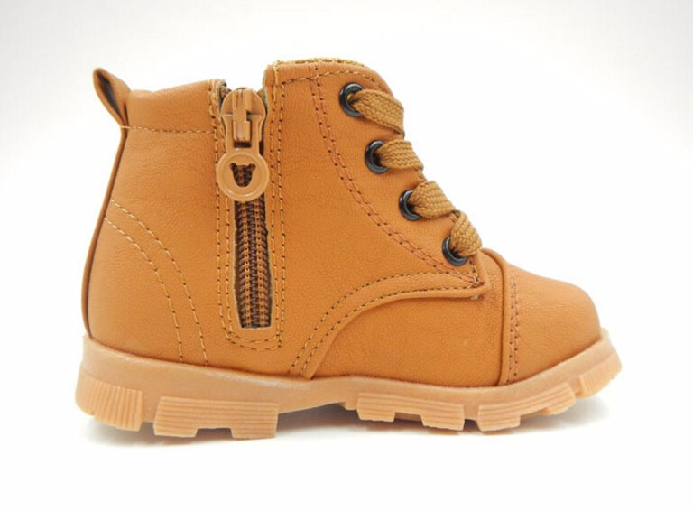 16 autumn children sport shoes boys chaussure baby girls short boots for kids sneakers child Ankle casual martin shoes 9