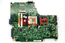 free shipping original N61J N61JV Laptop motherboard MAIN BOARD mainboard REV 2.0 60-NYKMB1200 USB 3.0 N11P-GV1-A3 100% Tested