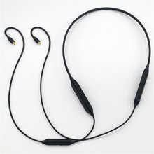 2019 Bluetooth 5.0 Adapter headphones cable MIC lossless AAC 20hours play for SE535 SE215 i20 tws i12 i10 ie80 headset