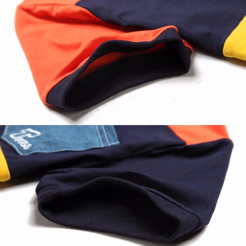 boy sport stripe clothing set (15)