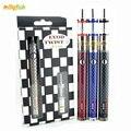 Electronic cigarette Evod Twist 3 m16 e cigarette starter kits dual mega coil airflow control atomzier with Evod VV vape pen