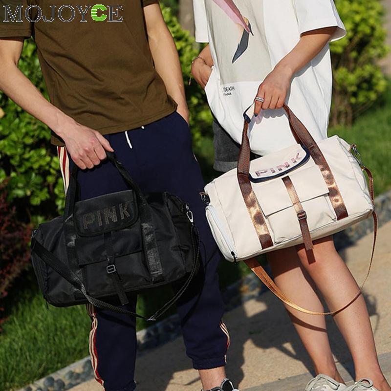 Waterproof Women Gym Bag Women Fitness Yoga Sports Bag For Shoe Storage Travel Handbags Unisex Luggage Sequin Duffel Bag
