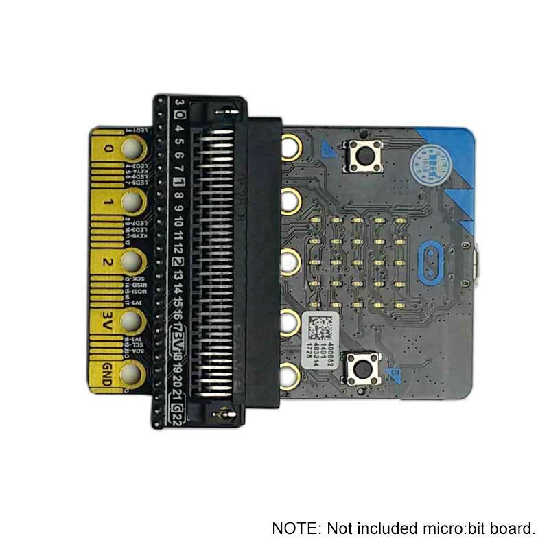 Micro bit GPIO Expansion Board (3)