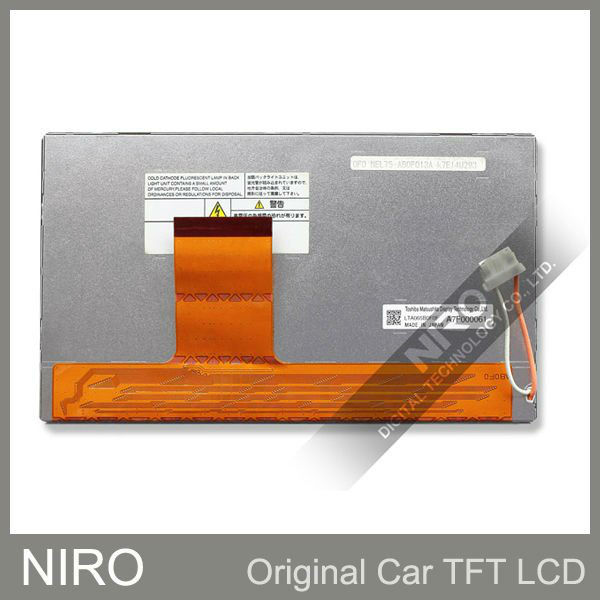 Niro Dhl Ems Shipping New Original A Car Tft Lcd Display