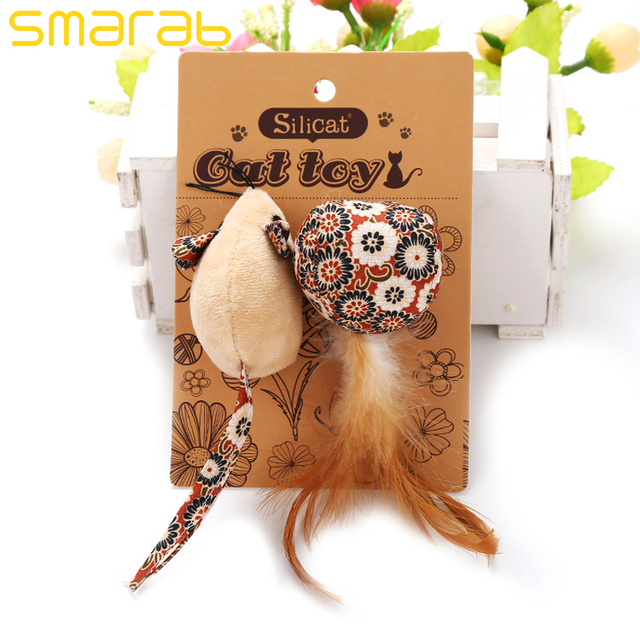 Mice Animal Cat Toys Catnip Christmas Cat Supplies Pet Products Toys Interactive Pet Cat Toys for Kittens interesting goods