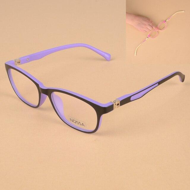 0045abb0551 Unbreakable Eyewear Boys   Girls TR90 Ultralight Glasses Frame Child Optical  Frames Kids Myopia Eyeglasses Frame Cool Spectacles