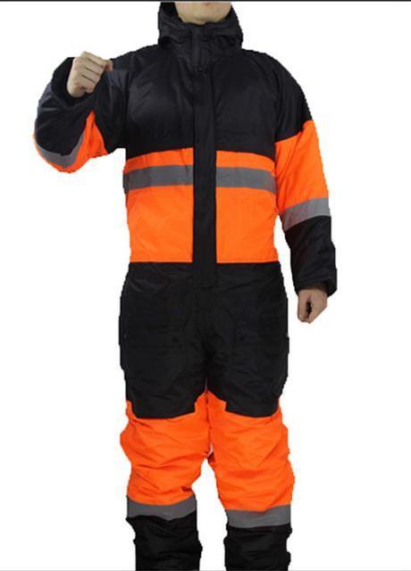 Холодная и теплая вода и масло защитный комбинезон, холодная зима пальто, зимой мыть комбинезон. зимние открытый работа clothing. водонепроницаемый