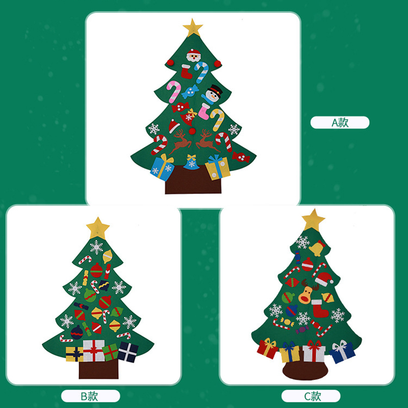 Handmade Christmas Gifts For Kids: Aliexpress.com : Buy Kids DIY Christmas Tree Handmade