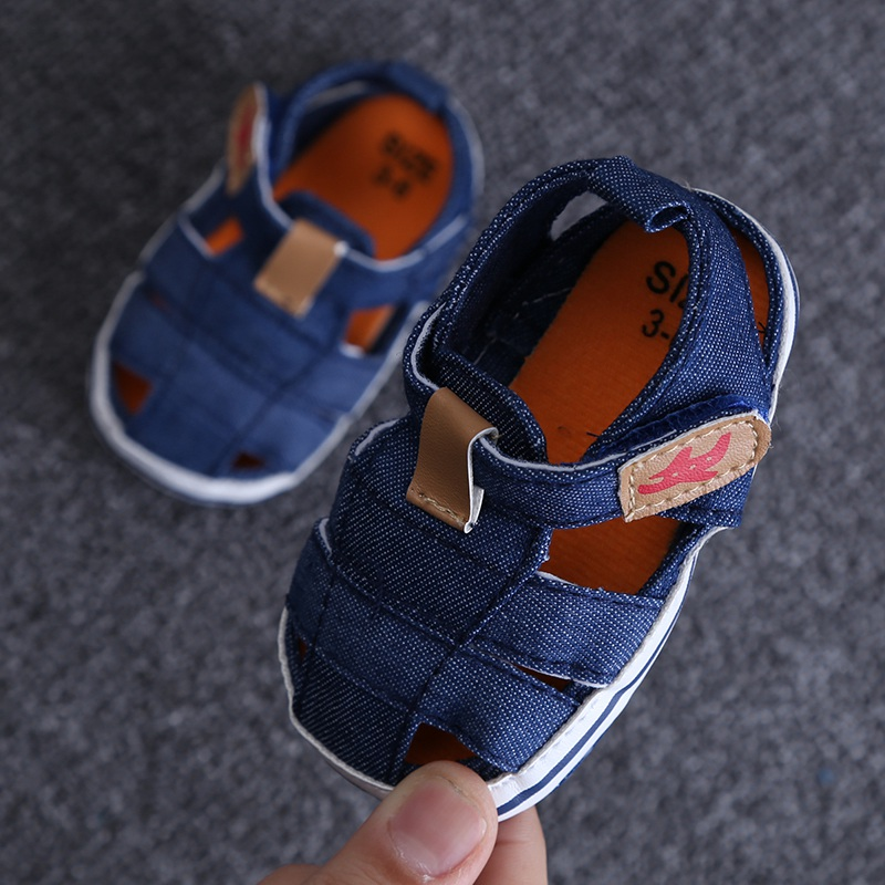 2018 Summer baby shoes Infant Toddler Bebe Boy Prewalker ...