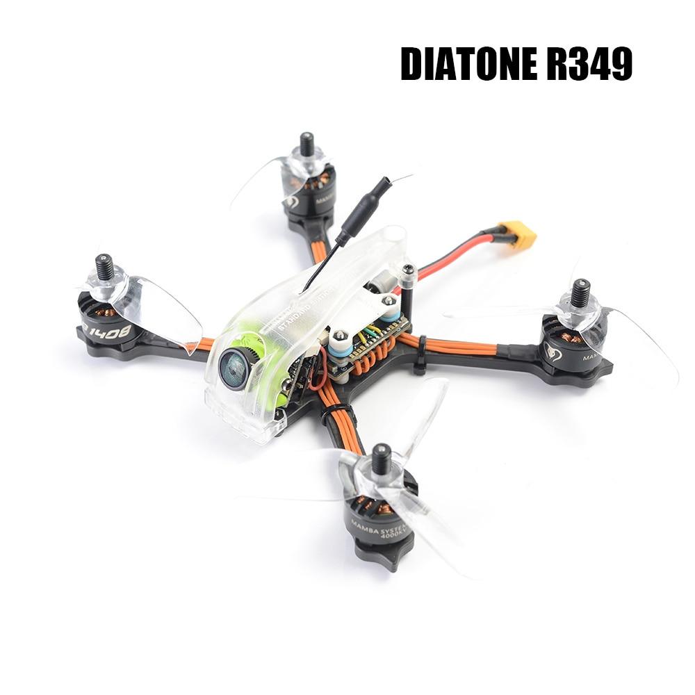 Diatone Innovations 2019 GT R349 3 Inch 135mm 4S F4 OSD 25A RunCam Micro Swift TX200U