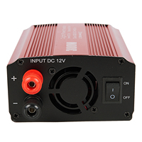 US plug 300W Power Inverter DC 12V to 110V AC Converter with 4.2A Dual USB Ports Car Adapter