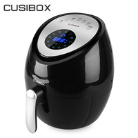 CUSIBOX Air Fryer 1400W 3 6L Oil Free Smokeless Electric Deep Fryers Home Commercial Kitchen Cooker