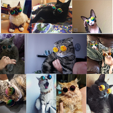 Transer Pet Cat Supply UV Cat Sunglasses Eye Protection Wear Cats Grooming Accessories 80329