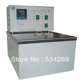 все цены на SUPER CONSTANT TEMPERATURE Oil Bath with LED Screen and 460 x 420 x 520MM Dimension онлайн