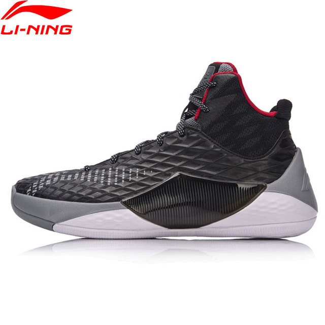 cheap for discount 0df85 96484 Li-ning hombres Zapatos sombra Walker 2018 Zapatillas de baloncesto Li Ning  nube TPU soporte