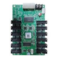 Led display control system Linsn RV908 Receiving Card Full clolor RGB LED Display sync display controller