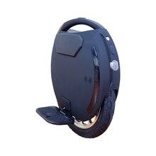 18XL Электрический Одноколесный велосипед матовый черный 1554wh