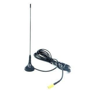 bilder für UHF400-470Mhz 5db radio magnetfuß Antenne mit SMA Männlichen oder SMA buchse