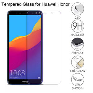 GerTong Tempered Glass for Huawei Honor 7A Screen Protector DUA-L22 on Protective