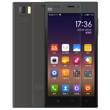 Ultra Thin Tempered Glass for Xiaomi M3 Toughened Protective Film For Mi3 Premium