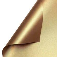 Антипригарные многоразовые кухонные медные коврики для гриля и выпечки на открытом воздухе коврик для барбекю(Золотой