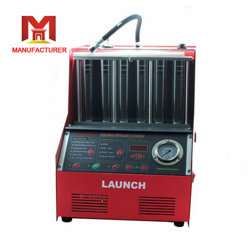 Hot Sale Original English Panel CNC-602A CNC602A Injector Cleaner Tester launch x431 cnc 602
