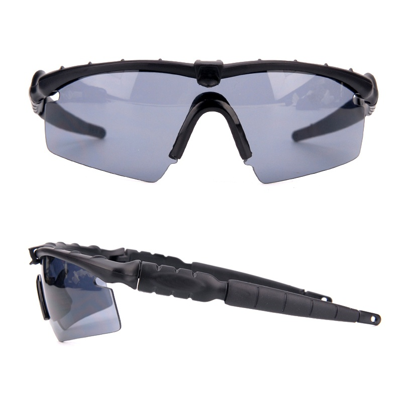 Hunting Tactical Frame Glasses Army Military Polarized Sunglasses Airsoft Combat Wargame Shooting Paintball Glasses