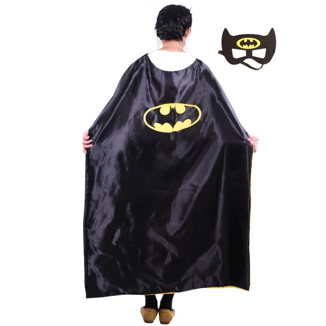 Superhero capes and masks for Cape designs