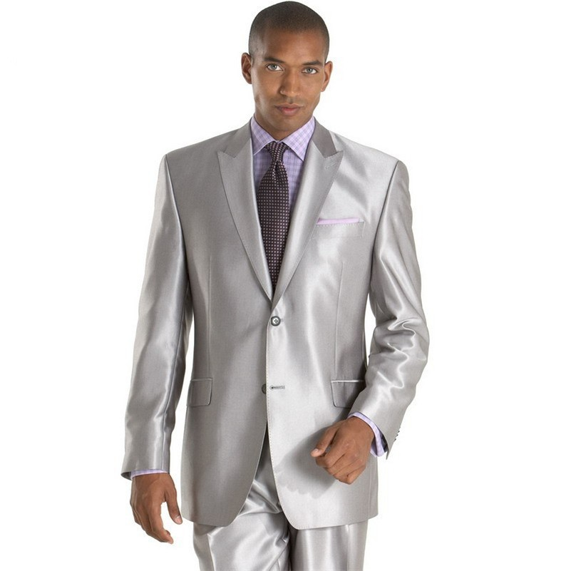 Online Get Cheap Shiny Silver Suits for Men -Aliexpress.com ...