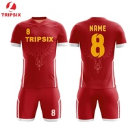 Football Team Jersey Custom Reversible Football Jerseys Soccer Uniforms Customize Football Jerseys