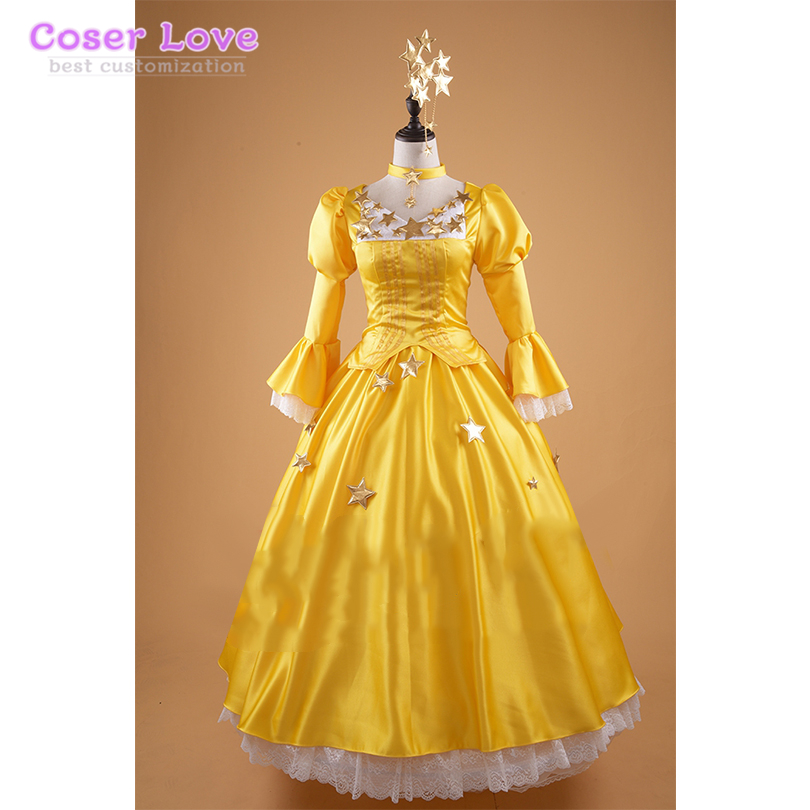 Card Captor Daidouji Tomoyo KINOMOTO SAKURA Cosplay Costume Halloween Christmas Costume