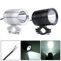 חדש 30 W 1200LM 12-60 V U3 LED אופנועים אופנוע פנס הנהיגה אור ספוט מנורת ראש מנורות נורות באיכות גבוהה