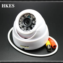 HKES 24IR 1080P 960P 720P CCTV Surveillance Security Indoor Dome Day Night Vision AHD Camera
