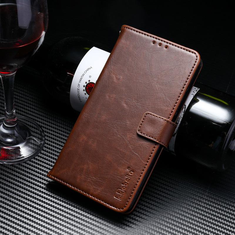Cubot X19 Case Smart Flip Luxury Wallet PU Leather Back Cover Phone For X 19 CubotX19 Protective 5.93