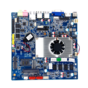 Thin Fanless Mini-ITX Celeron 1037U motherboard support 3G and Wifi and 4GB Ram manufacture supply wintel celeron mini itx motherboard 1037u ddr3 for desktop computer q1037ug2 p