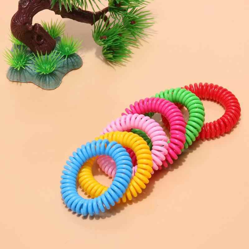 1PC Useful Mosquito Repellent Bracelets Pest Control Anti-Mosquito Bracelet for Adults Kids Outdoor Travel Mosquito Repellent